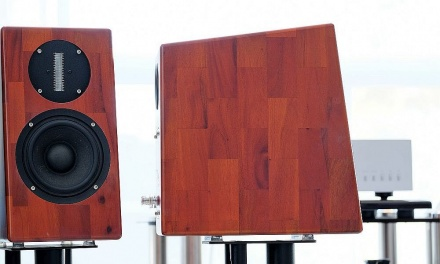 Vermouth Audio Little Luccas MkII Limited Edition Loudspeakers